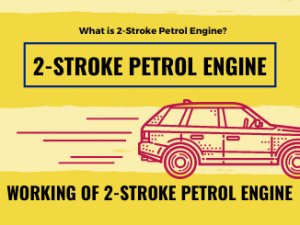 2-Stroke Petrol Engine