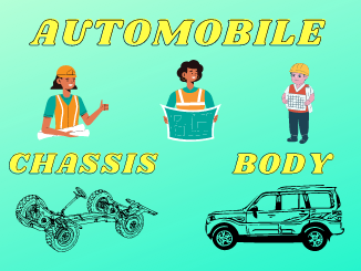 Automobile Chassis and Body Engineering Knowledge