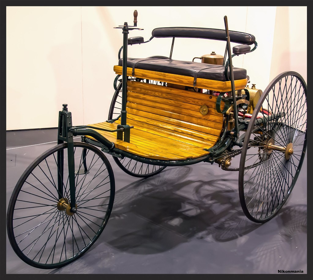 worlds first automobile